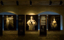 Exhibition at Kalmar Slott (Castle)
