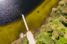 Aerial shot - Gotland