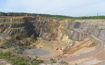 Falun Copper Mine
