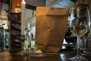 Dinner at Bakfickan - Visby