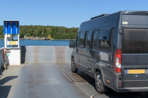 ferry crossing - Aland