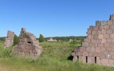 Bomarsund Fortress - Aland