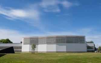 Alvar Aalto Center / Seinajoki - Library