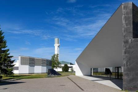 Alvar Aalto Center / Seinajoki - Chrurch & Library