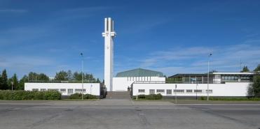 Alvar Aalto Center / Seinajoki - Chrurch