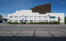Alvar Aalto Center / Seinajoki - Office building