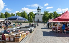 Market Square - Hameenlina