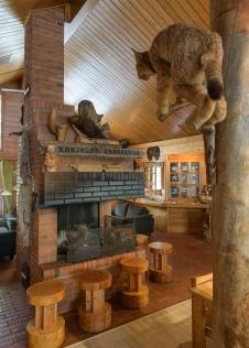 Eräkeskus, Wilderness Lodge