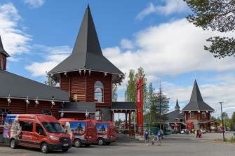 Santa Claus Village / Rovaniemi