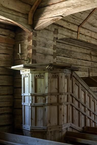 Vanha Kirkko - Sodankyla