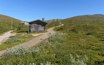 Taivaskero Hike - Pallas-Yllastunturi National Park