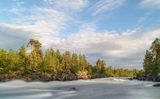 Alakoski rapids - Inari