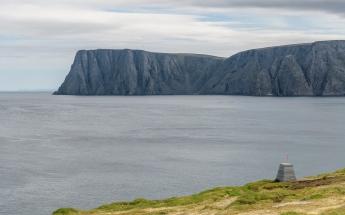 Hike to Knivskjelodden (710 12´ 2¨)