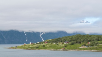 From Alta to Tromso