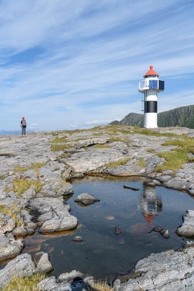 Borvagen lighthouse - Andoya