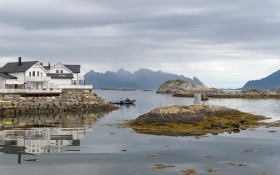 Kabelvag´s Harbour
