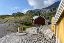 Spa in Nusfjord
