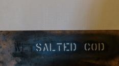 Metal stencil - Nusfjord