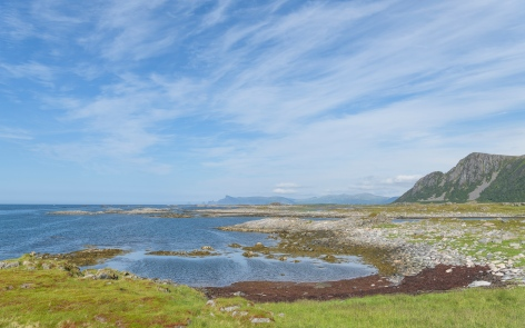 Coast of Andoya / Vesteralen