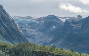 Svartisen Glacier