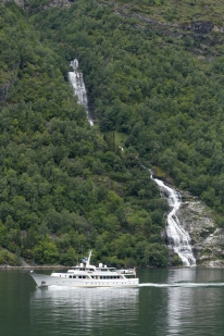Seven Sisters - Geiranger Fjord