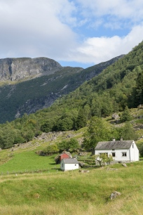 Farm near Eidfjord