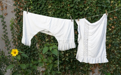 Isabel's laundry ;-)