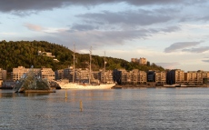 Near Oslo Opera