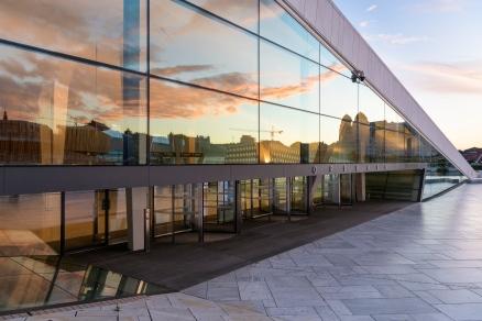 Reflections on Oslo Opera