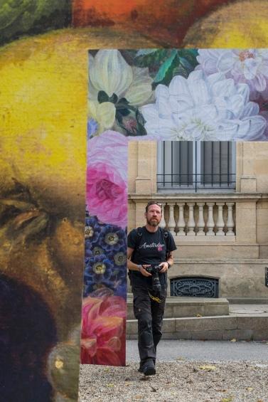 Art Exhibition in Bordeaux