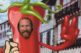 Christian - red hot chilly pepper