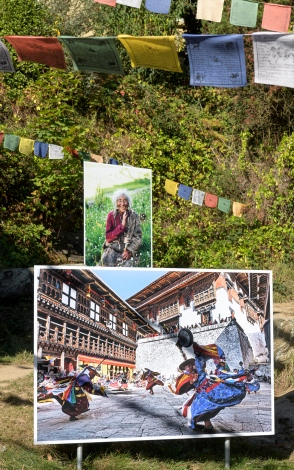 Photo Exhibition at La Gacilly