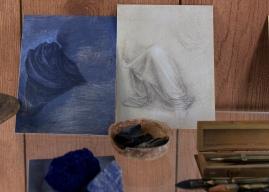 Sketches by Leonardo