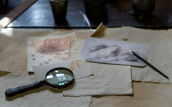 Leonardo's study