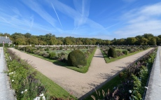 Garden of Chenonceau