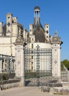 Side entrance Chambord