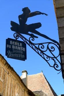 Dance school in Bergerac