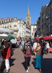 Market in Limoges