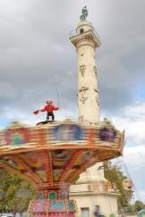 Funfair in Bordeaux