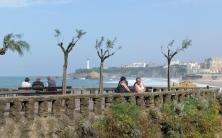 Biarritz promenade