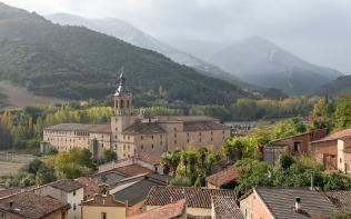 Monastery San Millan de la Cogolla