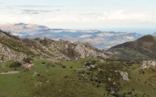 View from Covadonga Lake