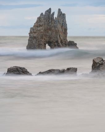 Portizuelo beach - Oleo Furao