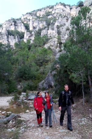 Moderate hiking