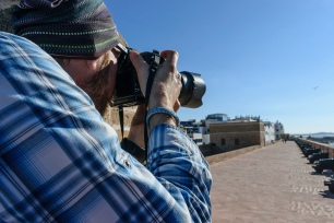 Christian in action - Essaouira
