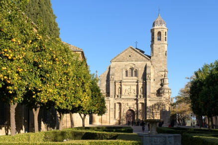 Ubeda cathedral
