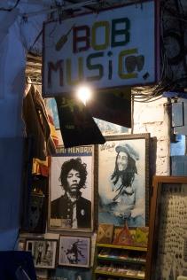 Jimi Hendrix was here...