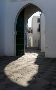 Inside Assilah Medina