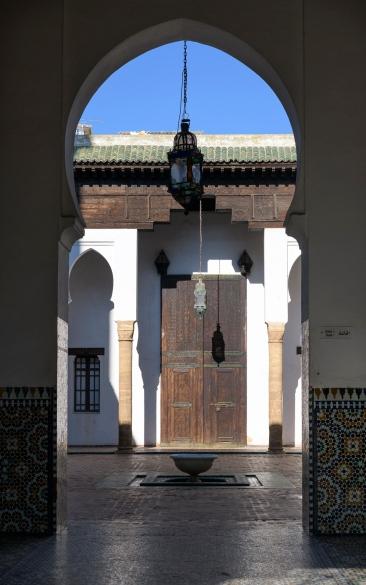 Museum in Rabat Kasbah