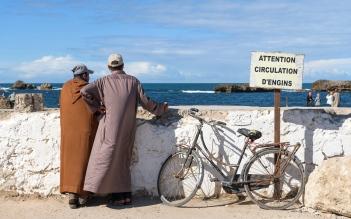 Essaouira promenade